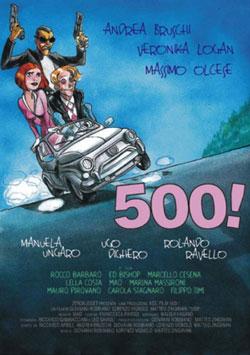 Locandina 500!