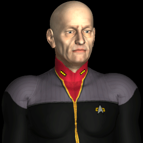 Ammiraglio di Star Trek DS9