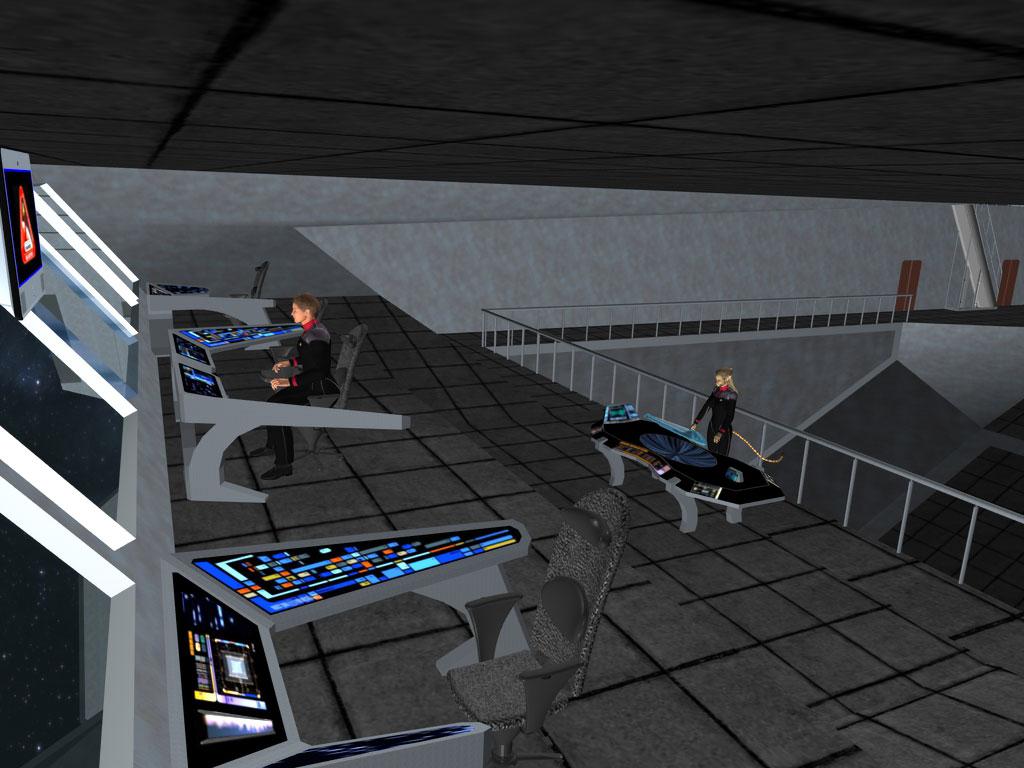 Sala Controllo Nemesis Drydock