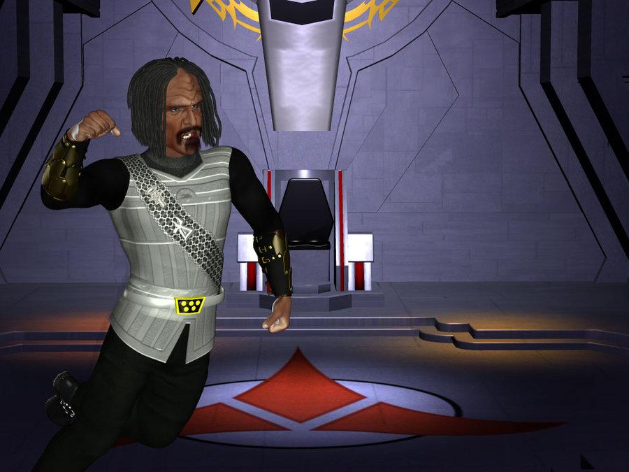 Guerriero Klingon