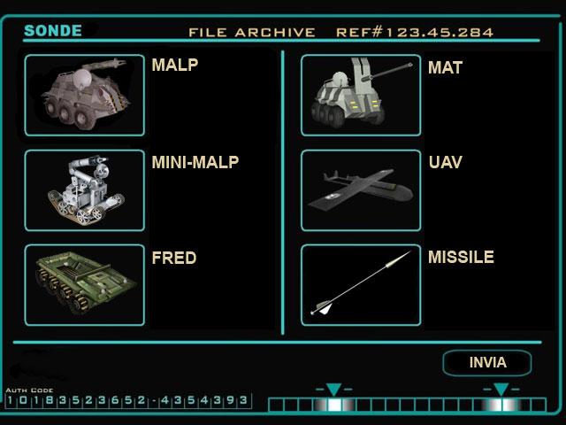 Stargate invio sonde