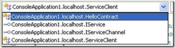 ServiceClient