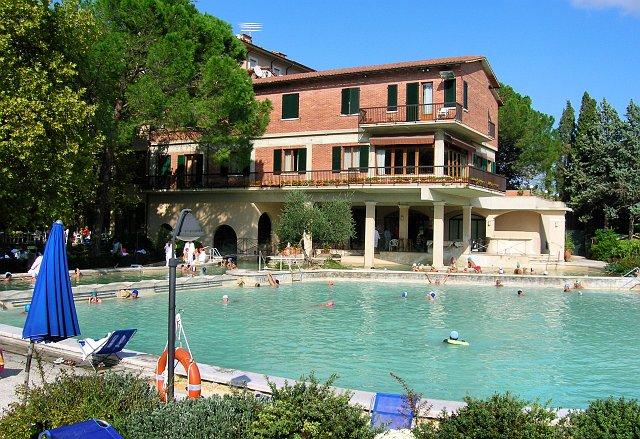 Terre toscane di e t settembre 2008 foto 002 bagno - Bagno vignoni hotel posta marcucci ...