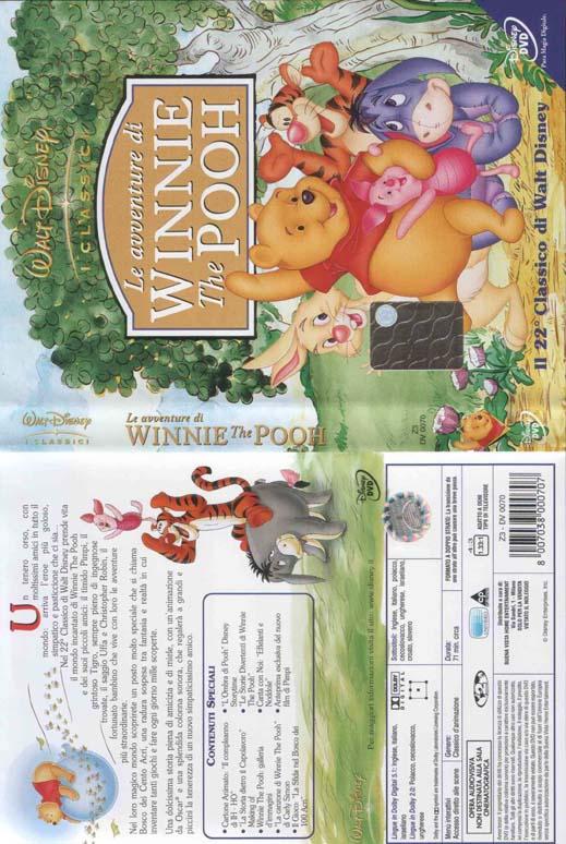 Cover dvd cartoni animati lettera v