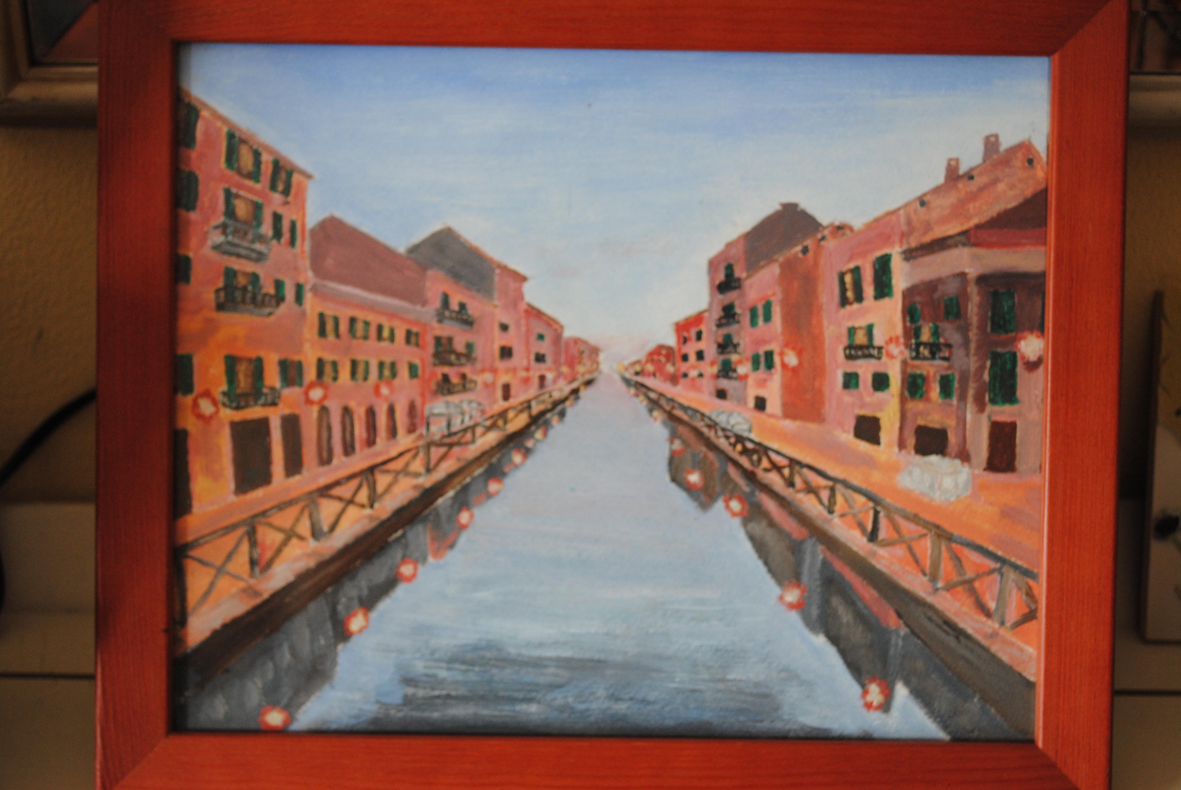 il mio quadro