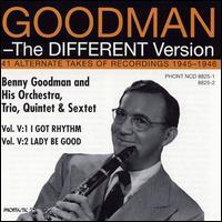 benny goodman discography