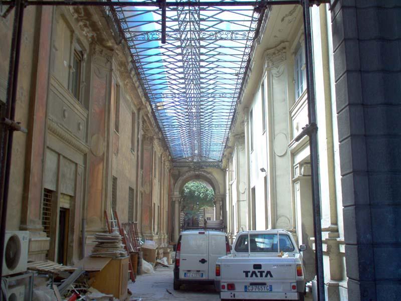 Messinastorica itinerario alla scoperta del centro storico for Palazzi davvero grandi