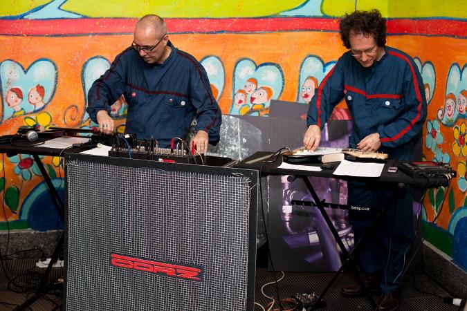 ODRZ29 - Live in Porta Garibaldi (MILANO) - July 05, 2012