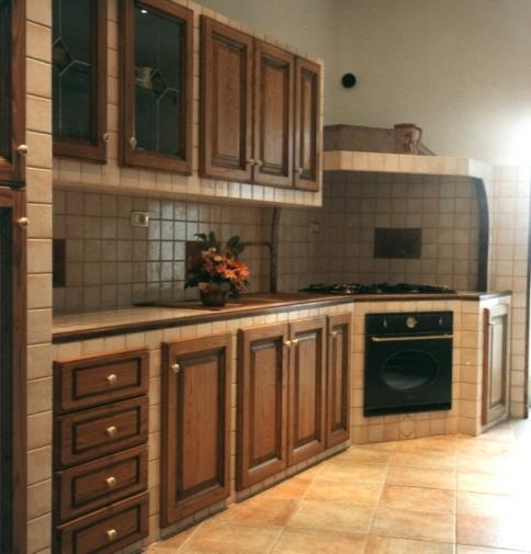 Alluminia la tua cucina in muratura - Descrivi la tua cucina ...