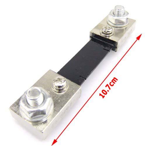 Schema Collegamento Notifier Am 1000 : Display digitale v a amperometro voltmetro pannello