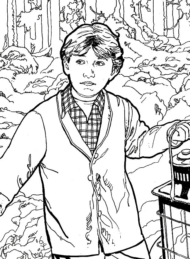 coloring pages harry potter - 1000 images about coloring pages lineart harry potter on