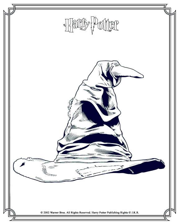 Disegni Da Colorare E Da Stampare Harry Potter