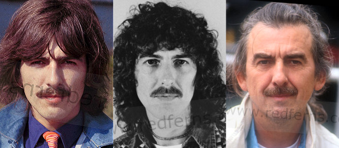 From His Beginning 1967 George Harrison Double Was ALWAYS The Same