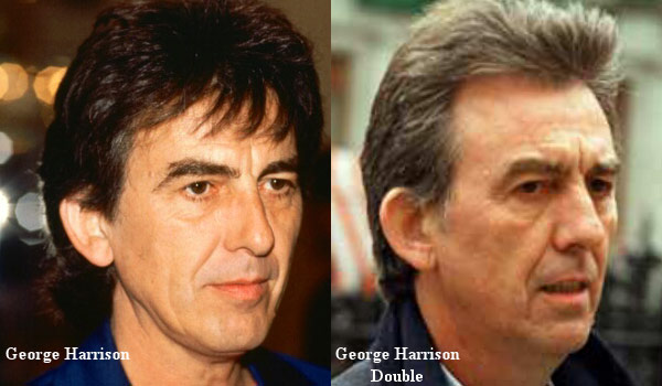 G. HARRISON, ESPIRITUAL Y PROFANO - Página 2 George_harrison_and_his_official_double