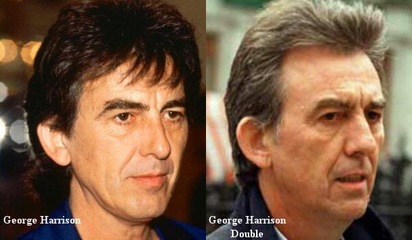 G. HARRISON, ESPIRITUAL Y PROFANO - Página 2 George_harrison_and_his_official_double