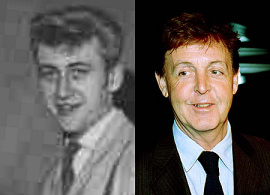 THE Phil Ackrill AKA Faul ( Faux Paul McCartney ) STORY