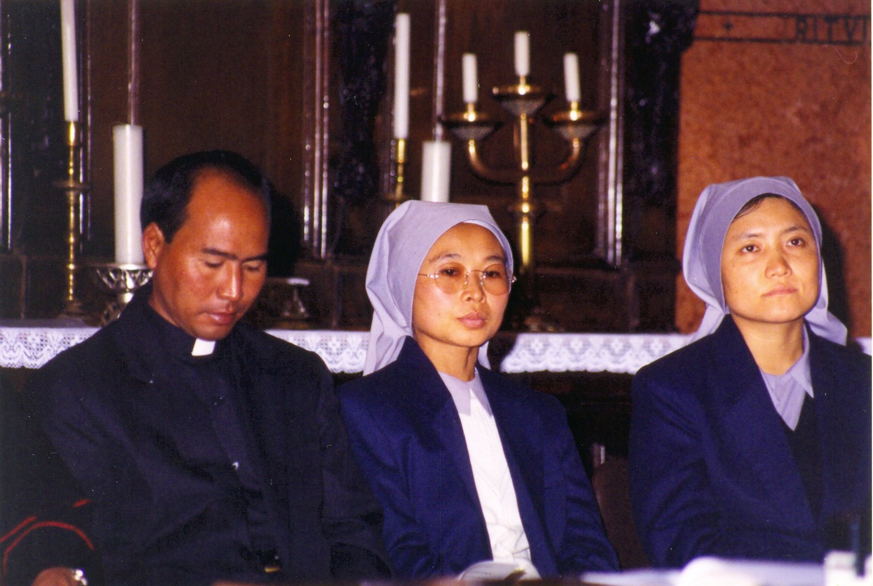 Father clemente vismara the cause of canonisation for 2004 novena peranakan cuisine