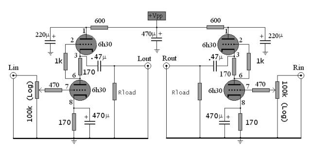 theory and applications of high sigma vacuum tubes