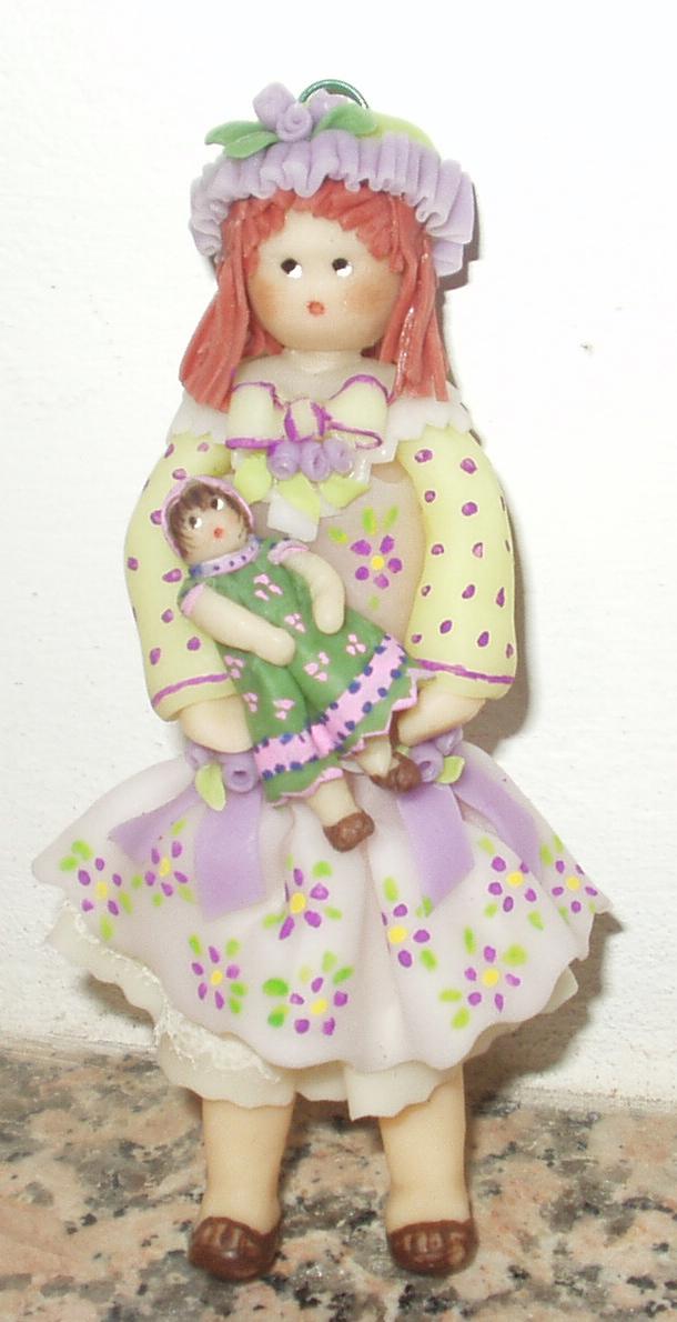 Bambole for Decora la stanza di violetta