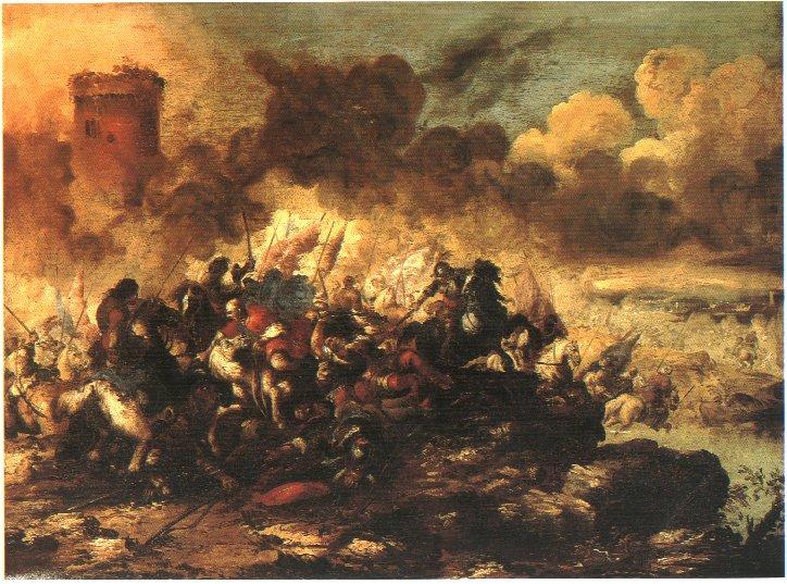 I sensi della battaglia paolo fabbri corso di for Battaglia di milano