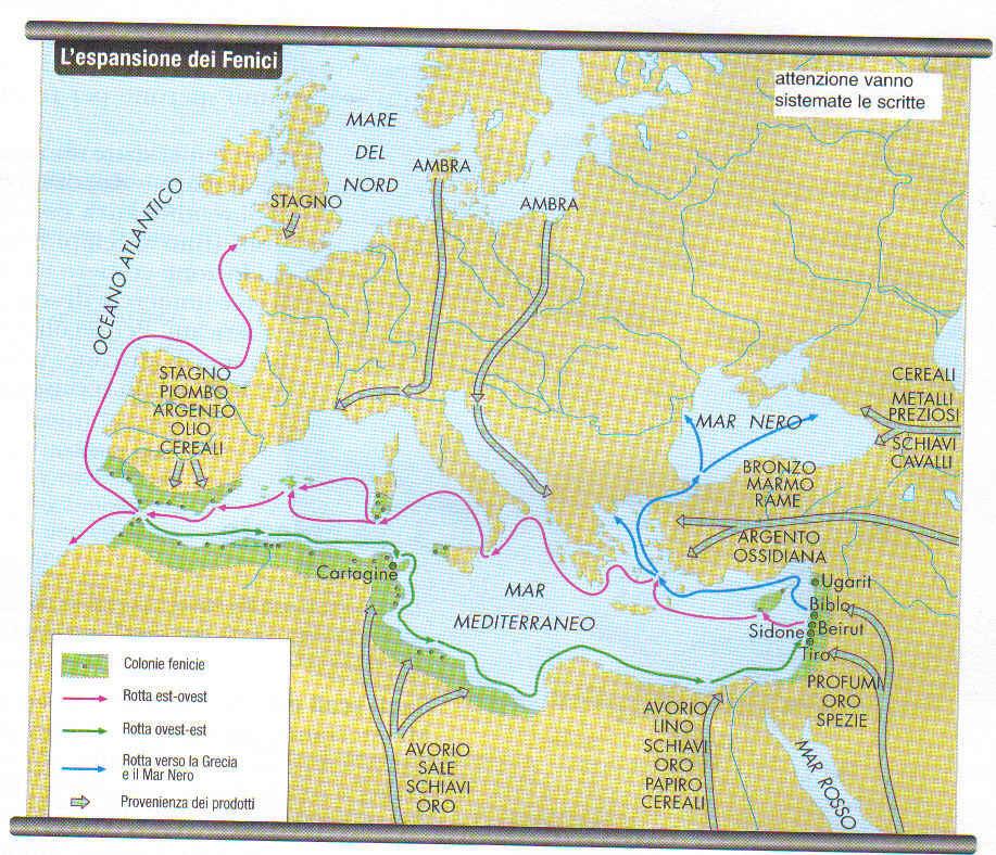 Cartina Muta Bacino Del Mediterraneo.Unita