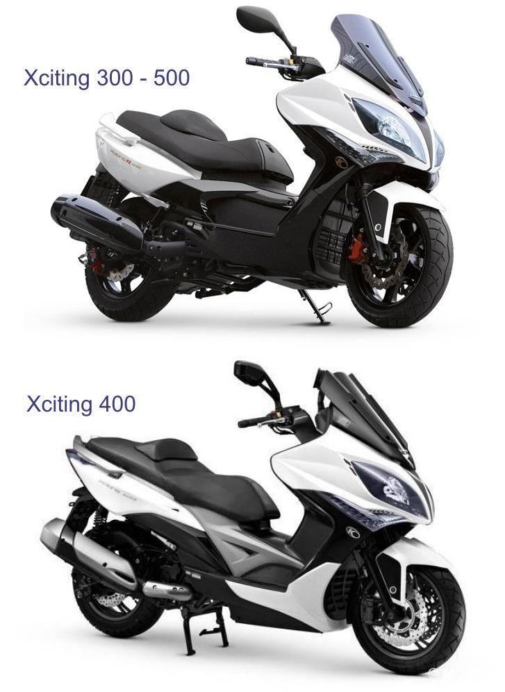 2 adesivi protezione maniglie compatibili per scooter kymco