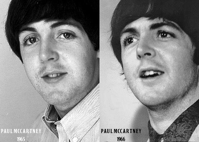 Znalezione obrazy dla zapytania dead Mccartney