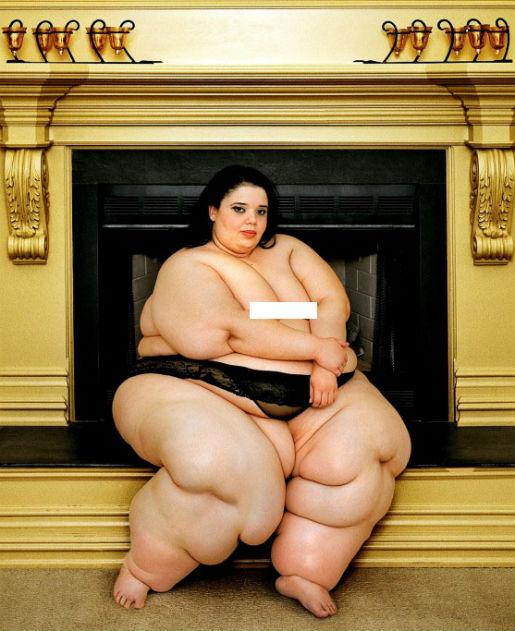 фото толстых голых людей