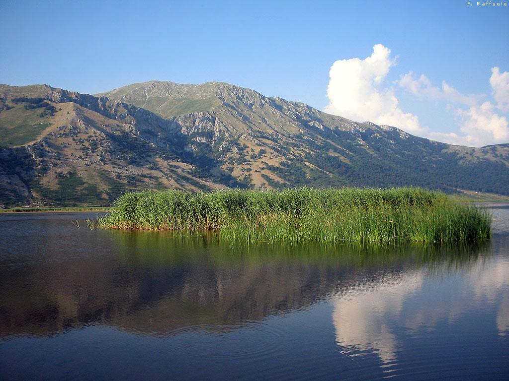 campitello matese   monte miletto   lago matese