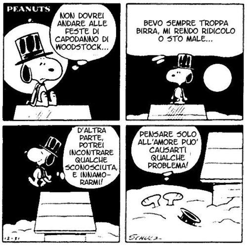 Le Verità Di Peanuts Su Pezzi Di Vetro