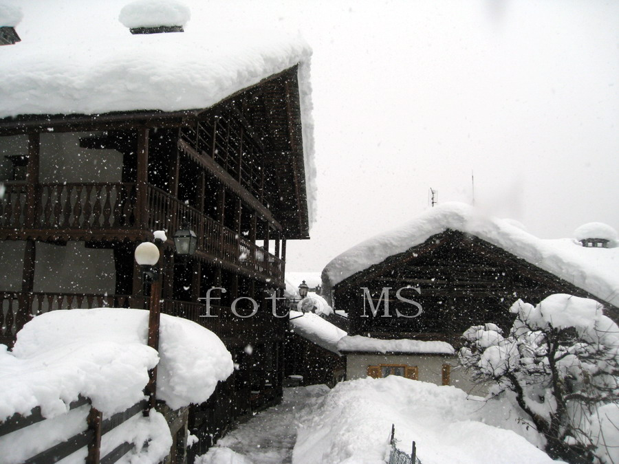 alagna valsesia neve snow winter