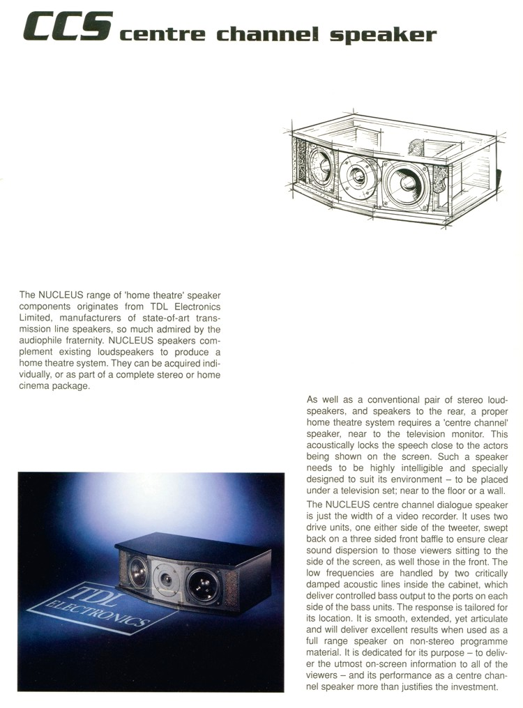 Cataloghi TDL electronics