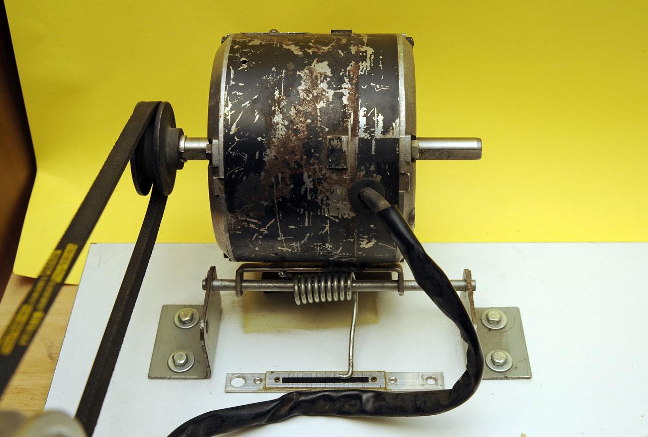 Dimmer per motori elettrici