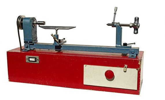 Tornietto per legno for Tornio per legno con copiatore usato