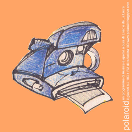 ''polaroid flyer'' (particolare) - ellegi, 2002