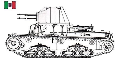 Carro Armato M15/42 Tank , Caserma Fratelli De Carli, Cordenons ...
