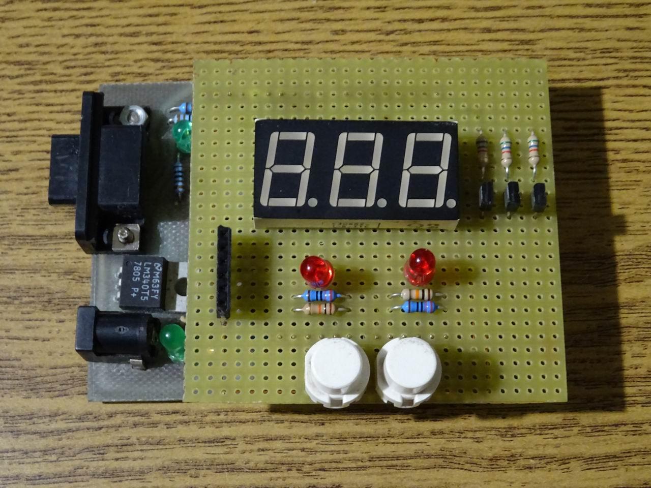 Tachimetro bussola altimetro GPS con Arduino