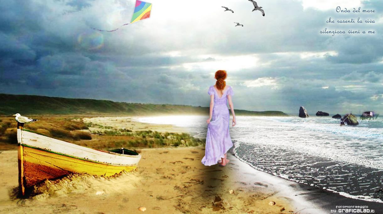 Le ragioni del mare - ...l'orizzonte è lontano soltanto se ...