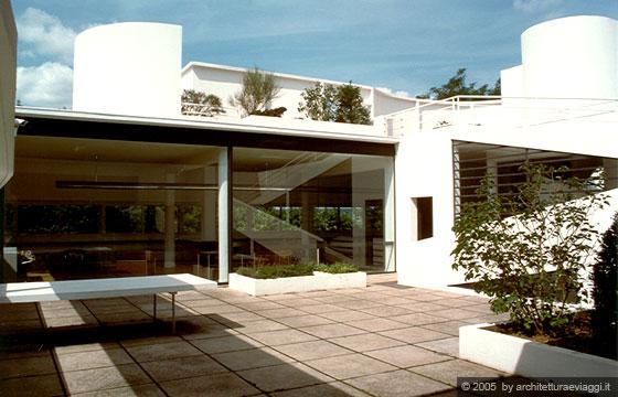 Architettura 1 le corbusier su le ragioni del mare - Le corbusier tetto giardino ...