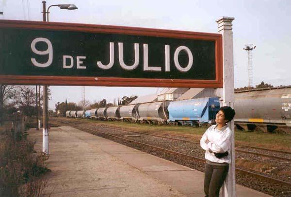 ciudad de 9 de julio - buenos aires -argentina