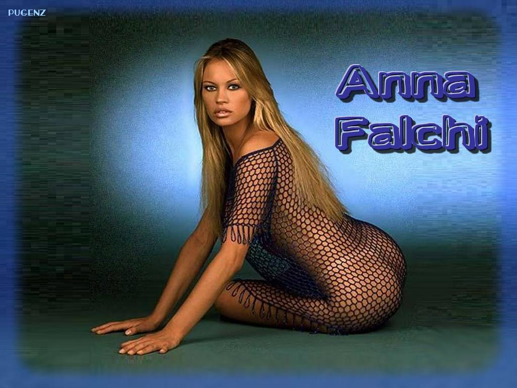 Anna Falchi Sexy Wallpapers