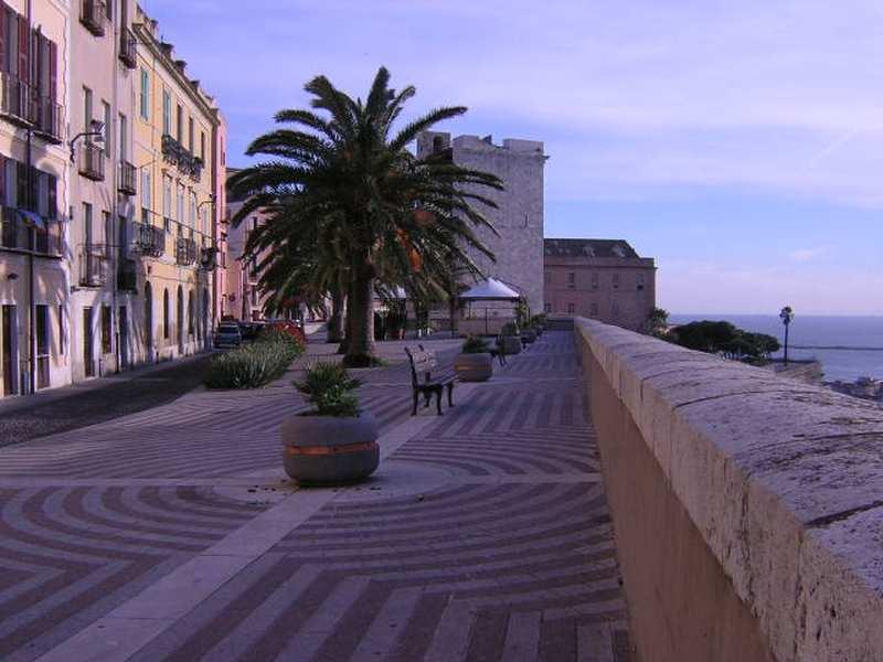 cagliari bastione di santa croce italy - photo#12