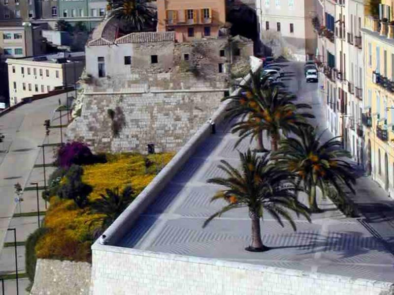 cagliari bastione di santa croce italy - photo#3
