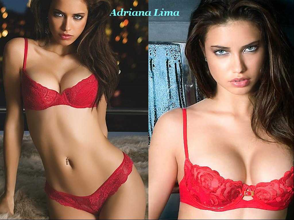 Adriana Lima beautiful wallpaper