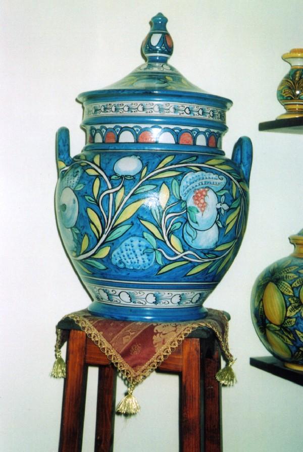 La ceramica di sciacca for Arte arredi sciacca