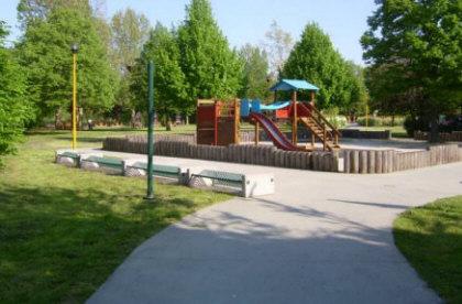 scorcio del Parco Hayez