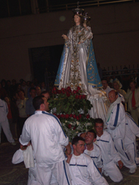 Teverola - Festa Madonna del rosario