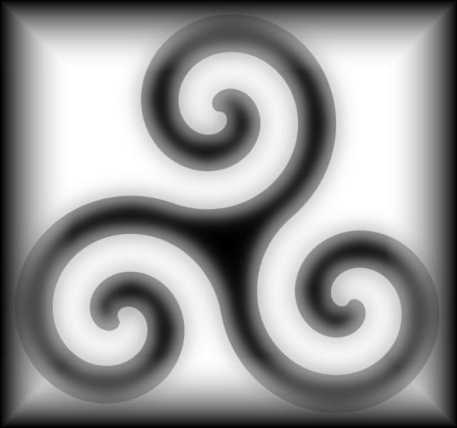 Il Triskele Simbolo Nei Secoli Su Sonocuriosa
