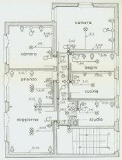 Renato genova descrizione di un libro for Impianto elettrico appartamento