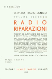 Renato genova descrizione di un libro for Strumento del radiotecnico